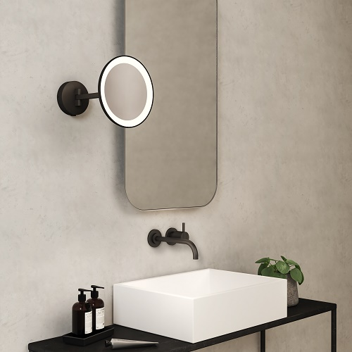 Косметическое зеркало Astro Mascali GBM Light